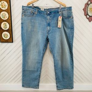 NWT Levis 541 Athletic Taper Jeans